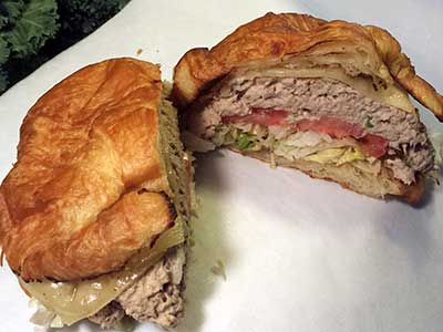 Tuna-Melt-Sandwich-on-Croissant